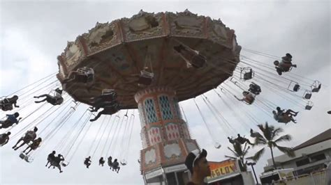 amusement park swing accident shocking amusement park accident disaster tragedy warning