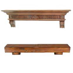 Mantel Shelves by Fireplace Mantels Fireplace Shelves Wood Stone Mantel