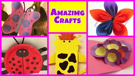 easy arts and crafts for to do at home amazing arts and crafts collection easy diy tutorials