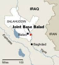 balad iraq map balad iraq map