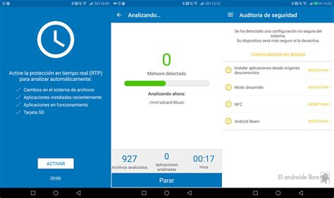 antivirus and antimalware for android that really work