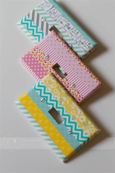 Washi Tape Projects | tinkerwiththis craftilicious washi tape projects and