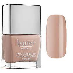 Sephora Butter sephora butter patent shine 10x nail lacquer