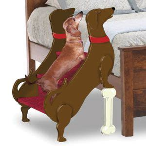 Dachshund Stairs Or Ramp by The Best Of Sherwood Creations Woodcraft Patterns And
