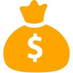 logo orange money free orange money bag icon orange money bag icon
