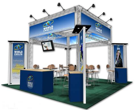 Fliese 10 X 20 by 20x20 Trade Show Booth Designs Ideas And Tips