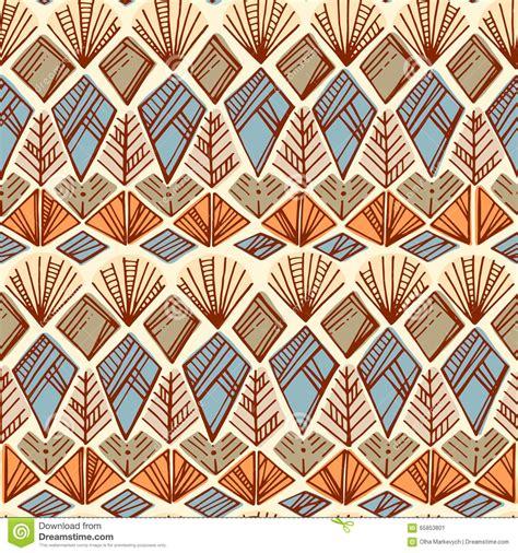wallpaper ethnic design seamless ethnic pattern stock vector image 65853801