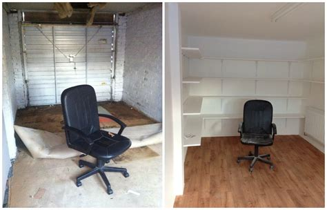 garage conversions before and after fiso bakes mum turned baker and loving it