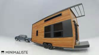 Tumbleweed Tiny House Company Minimaliste Tiny Homes Modern And Spacious