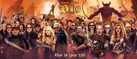 ronnie james dio this is your life ramzine