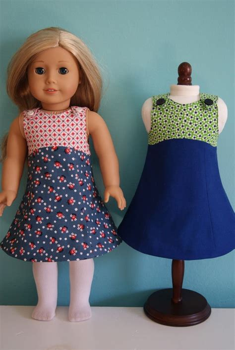 egg pattern clothes tea party doll dresses by nest full of eggs doll clothes