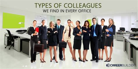How To Find Job Seekers Resume by 10 Types Of Colleagues We Find In Every Office