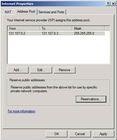 tutorial nat windows server 2008 using windows server 2008 r2 to publish internal resources