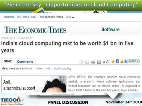 Mba In Cloud Computing In India by Cloud Computing