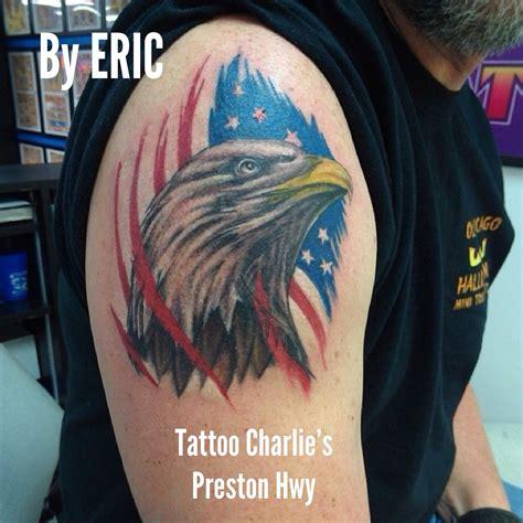 tattoo charlies preston eagle by eric s hwy
