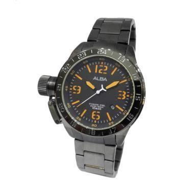 Jam Tangan Alba 24 1 jual jam tangan pria alba axhk21x1 harga