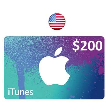 Sell Gift Cards Itunes - itunes gift card 200 other gift cards gameflip