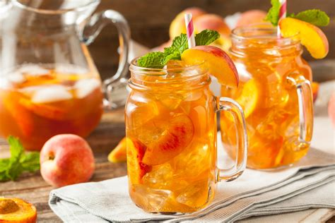 Teh Fruit Tea tea recipes to beat the heat wtop