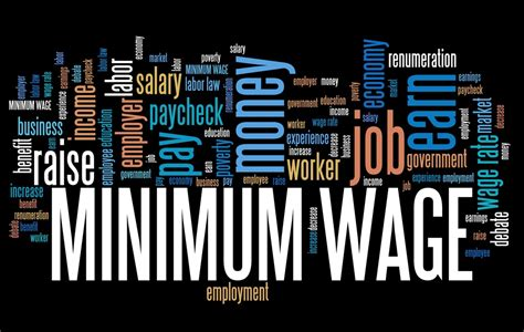 how much is minimum wage are you an employer here s how the minimum wage bill will