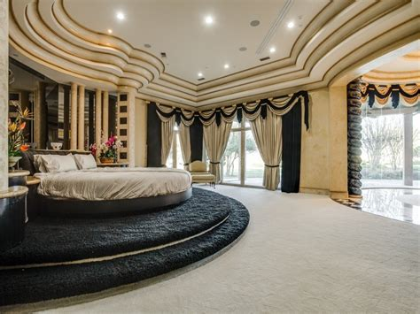 House Plan With Two Master Suites deion sanders former home gets chandelier from statler hilton