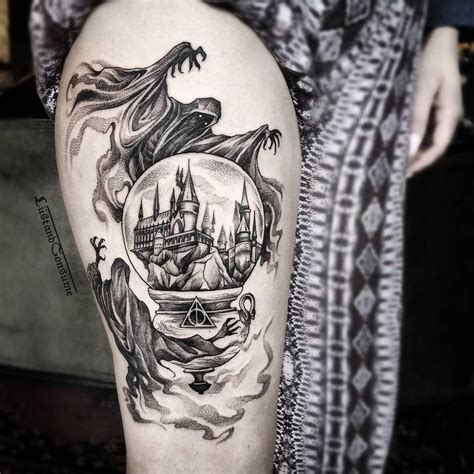 cool harry potter tattoos best 25 harry potter tattoos ideas on