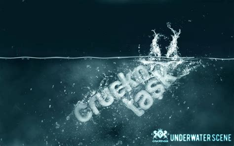 water typography tutorial photoshop photoshop water text tutorials psddude