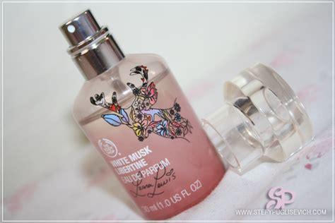 Parfum The Shop White Musk Libertine leona lewis white musk libertine eau de parfum fragrance the shop stefytalks stefy