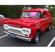 Ford Panel Truck Photos Reviews News Specs Buy Car