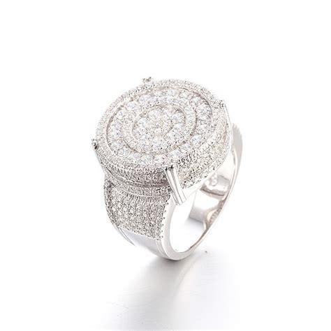 Zircon Aaa 375gram aaa cubic zirconia 925 silver price per gram s ring gift for s day lwr0347 buy