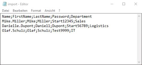 Ad Powershell Basics 1 New Aduser Active Directory Import Csv Template