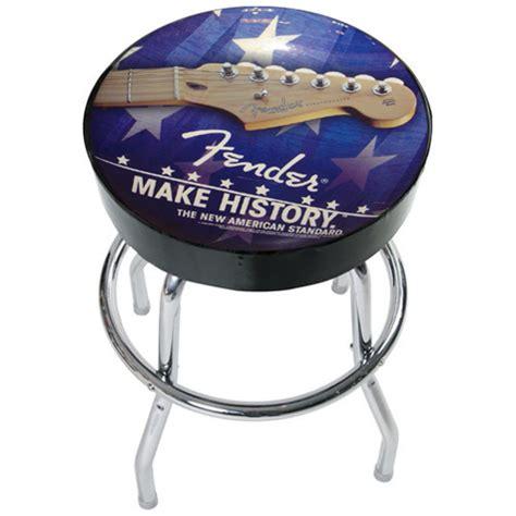 Tabouret Guitare Fender by Accessoires Fender Tabouret Make History Avec T 234 Te De
