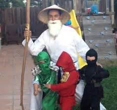 sensei wu diy costume lego ninjago kids diy