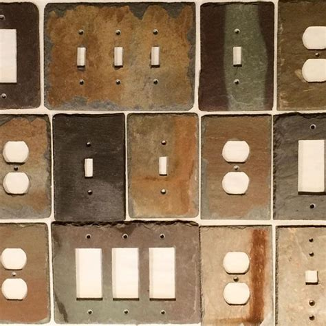 best light switch covers 107 best light switch plates outlet covers by slate wall