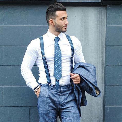 What Hair Styles Suit Braces | reinventing effortless style icons board and mens suits