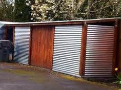 Corrugated Metal Shed by 1000 Images About Corrugated Iron On