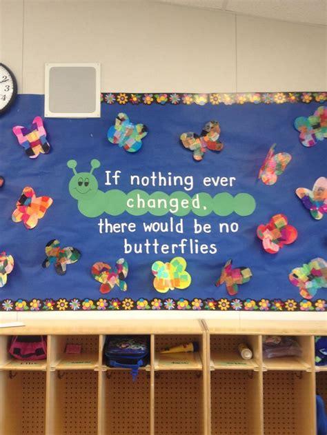 caterpillar bulletin board ideas  pinterest