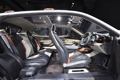 subaru viziv interior 2015 tokyo motor show subaru viziv future concept