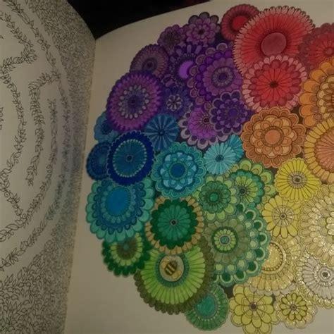 secret garden coloring book pens or pencils johanna basford colouring gallery secret garden by ang