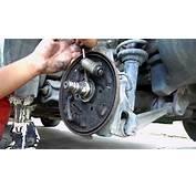 Honda Civic Wheel Hub Replacement  YouTube