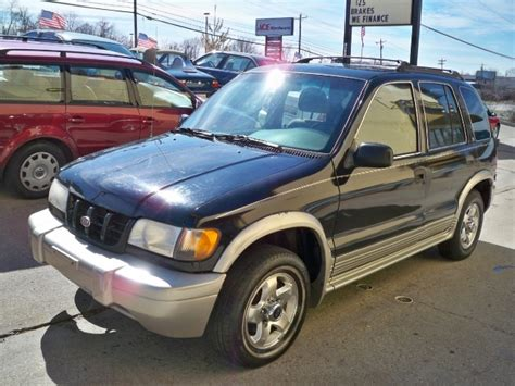 1999 Kia Sportage Mpg 1999 Kia Sportage Ex For Sale In Cincinnati Oh Vin