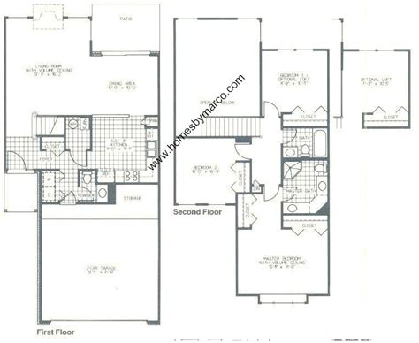 fairlington floor plans bradford floor plan bradford model floor plan