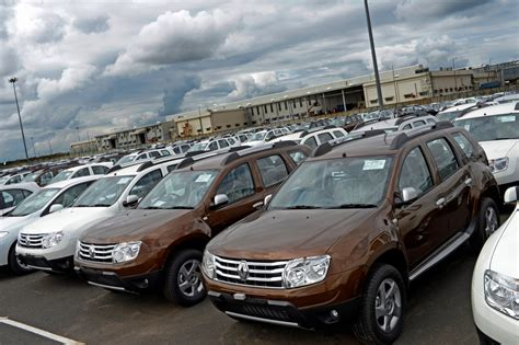 Renault Nissan Company Passenger Car Sales Grew 1 87 In April After 3 Months Of