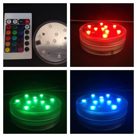 4 led light 9 led submersible light discs 4 pack go