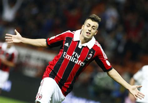 picture of el shawary football young stars stephan el shaarawy ac milan