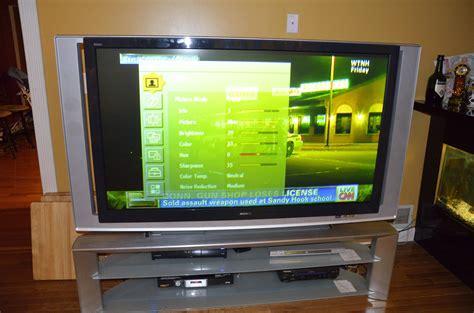 Sony Kds R60xbr1 L by I Sony 60 Tv Quot Kds R60xbr1 Quot Recently I Found Yellow