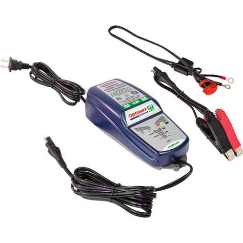 Motorrad Custom Batterie by Chargeur Batterie Optimate Lithium Tm290 Tecmate Moto