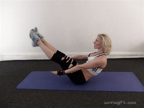 pike twist exercise abs lovingfit