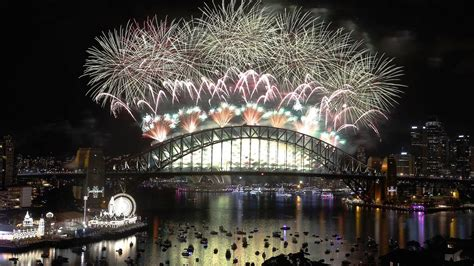 new year in sydney sydney nye fireworks to honour david bowie prince more