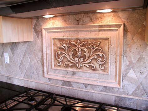 decorative tile inserts kitchen backsplash 16 best backsplash images on pinterest mosaic mosaic