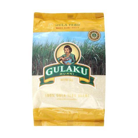 Harga Gulaku jual daily deals gulaku murni yellow 1 kg x 3 pcs
